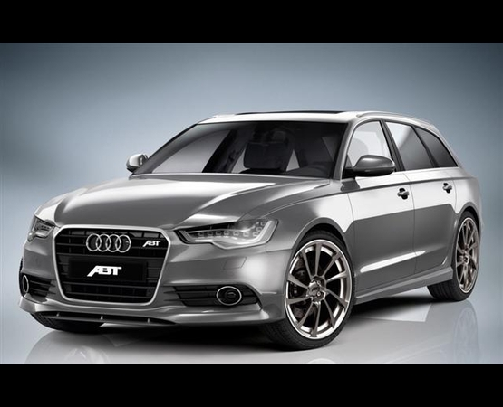 Audi A6 RS6 ABT carbon (Small)
