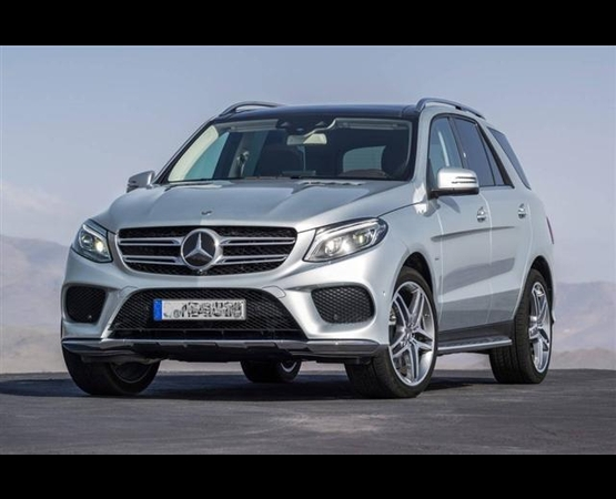 Mercedes GLE SUV (Small)